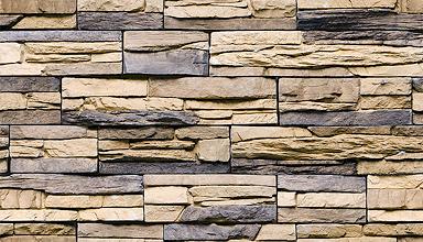 Декоративный камень в отделке фасадов