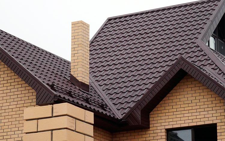крыша-из-металлочерепицы
