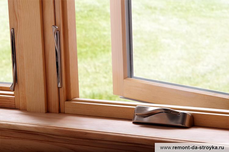 установка-деревянного