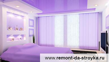 Натяжной потолок: превосходное решение для вашего помещения