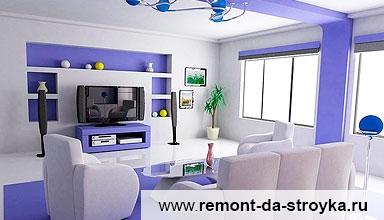Модные тенденции в ремонте квартир