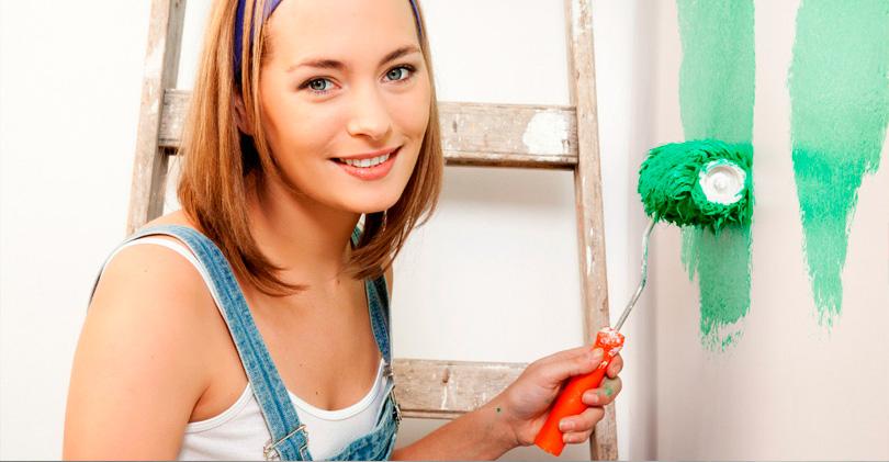 Подготовка помещения к покраске