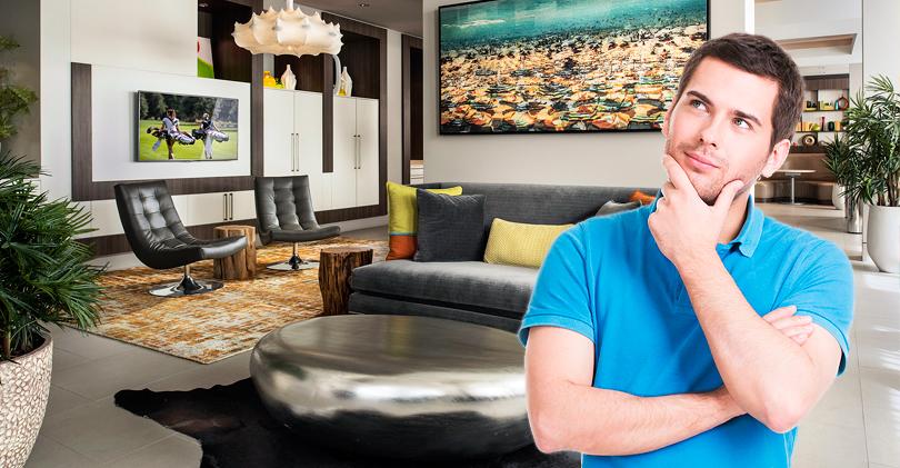 Советы по дизайну интерьера квартир