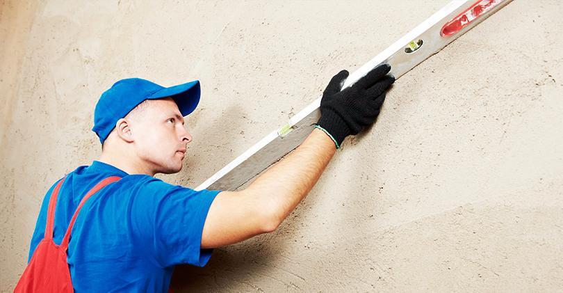 Качественная штукатурка – основа любого ремонта